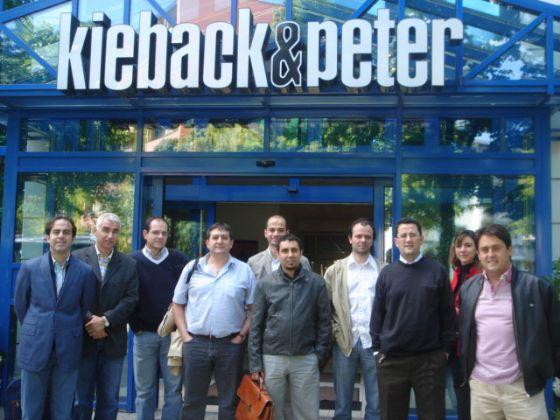 Kieback & Peter – L'edificio è una macchina