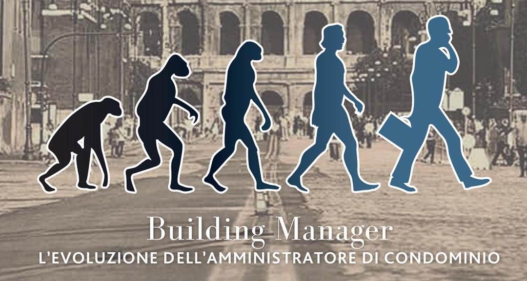 L'Evoluzione della Specie – Il Building Manager secondo Groma