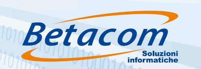 Made in italy - logo betacom