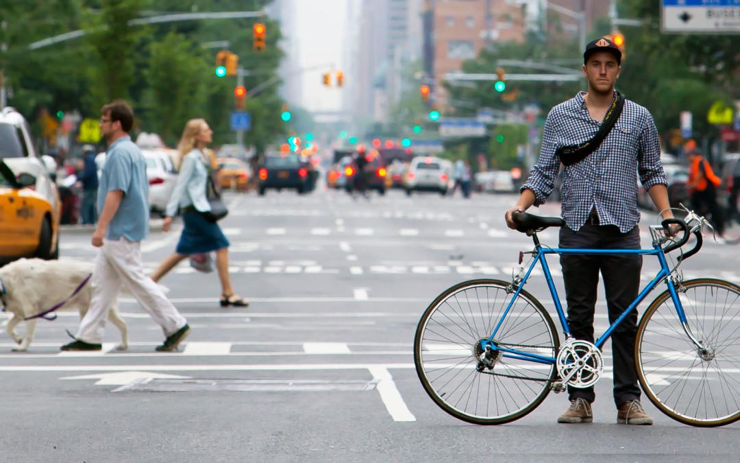 L'innovazione va in giro in bicicletta