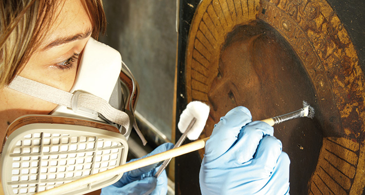 Adamantio: la scienza della conservazione al servizio dei beni culturali
