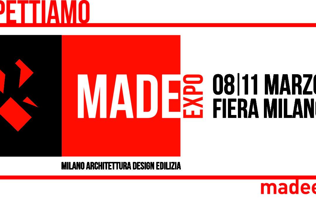 Made Expo 2017 – L'edilizia in Ripresa?