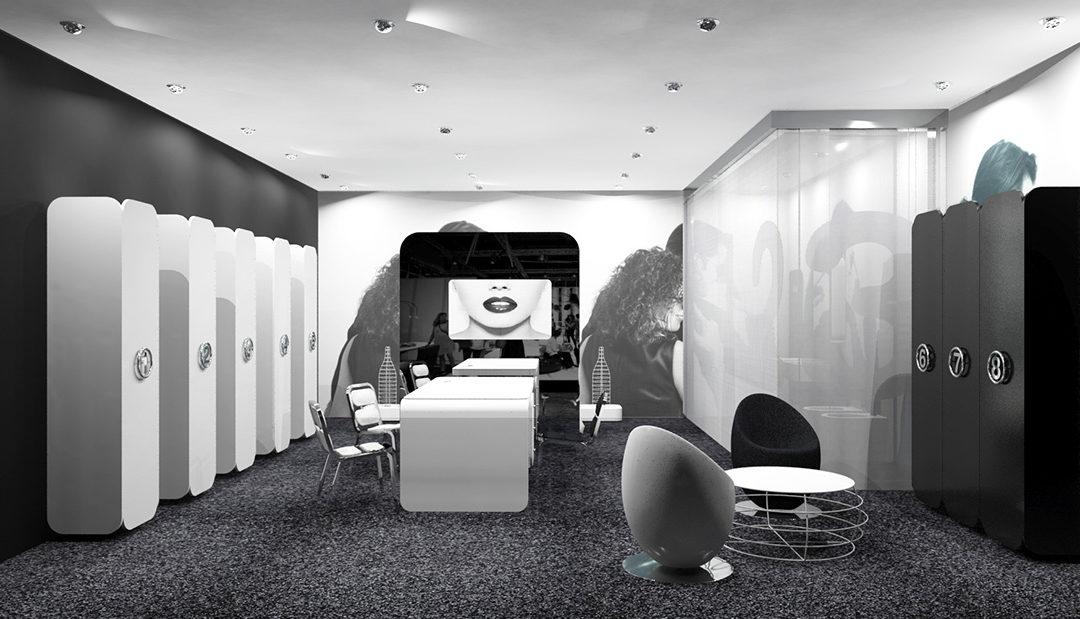 La Casa Ufficio di IVM progettata da Simone Micheli al Fuorisalone 2017