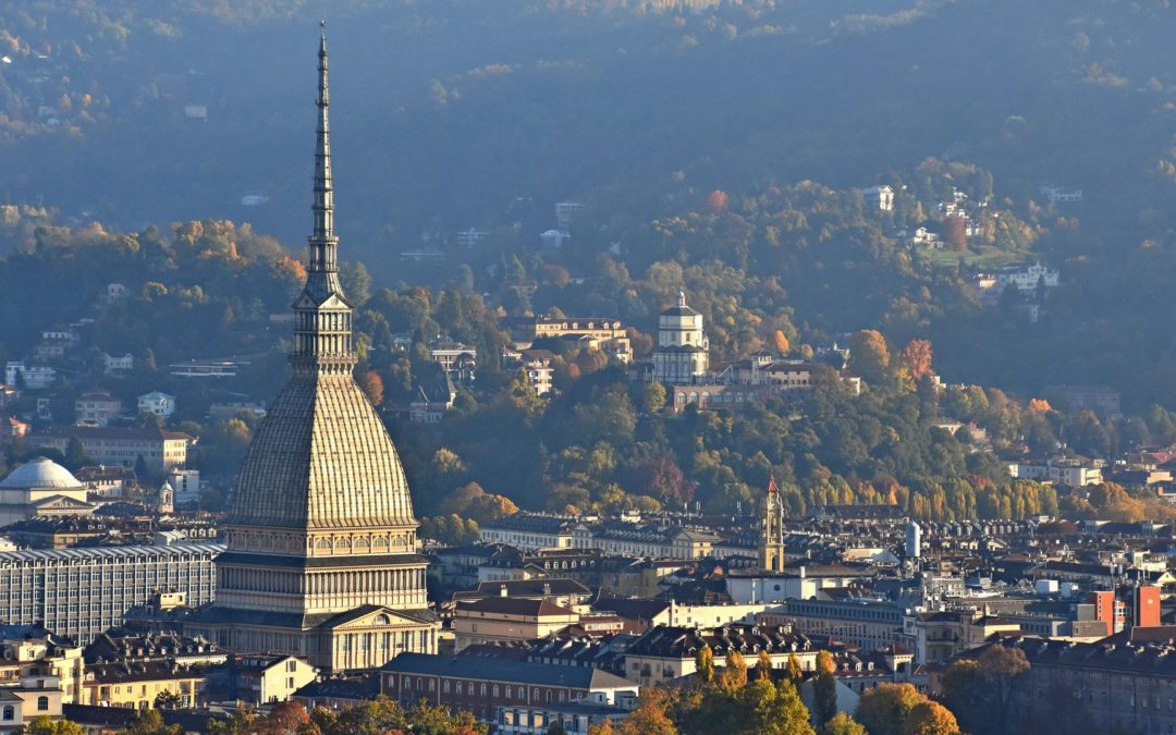 "Turin: The next ""Metabolized city"" in Europe"