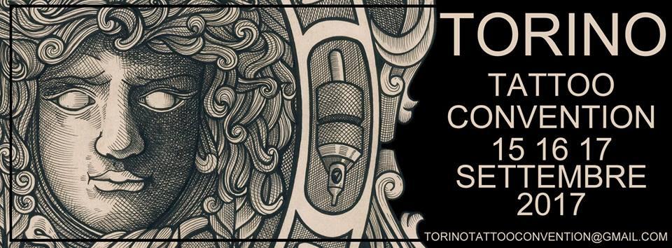 No tattoo, no party. Al via oggi l'ottava edizione di Torino Tattoo Italian Artists Convention.