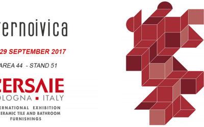 Cersaie 2017 – Il Made in Italy della Ceramica sul tetto del mondo