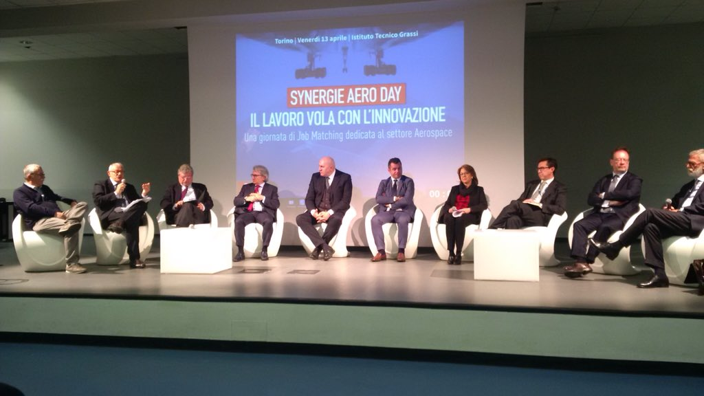 Lavorare nell'Aeronautica con Synergie AeroDay
