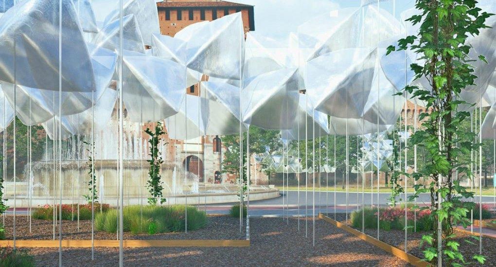 AgrAir: l'abitare del domani alla Milano Design Week