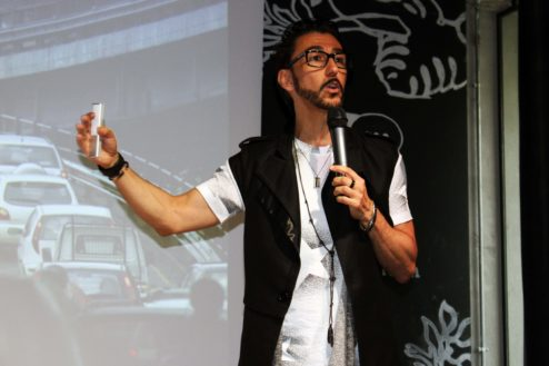Bibop Gresta, presidente di Hyperloop, partecipata da Digital Magics, è stato guest speaker del Digital Magics Demoday