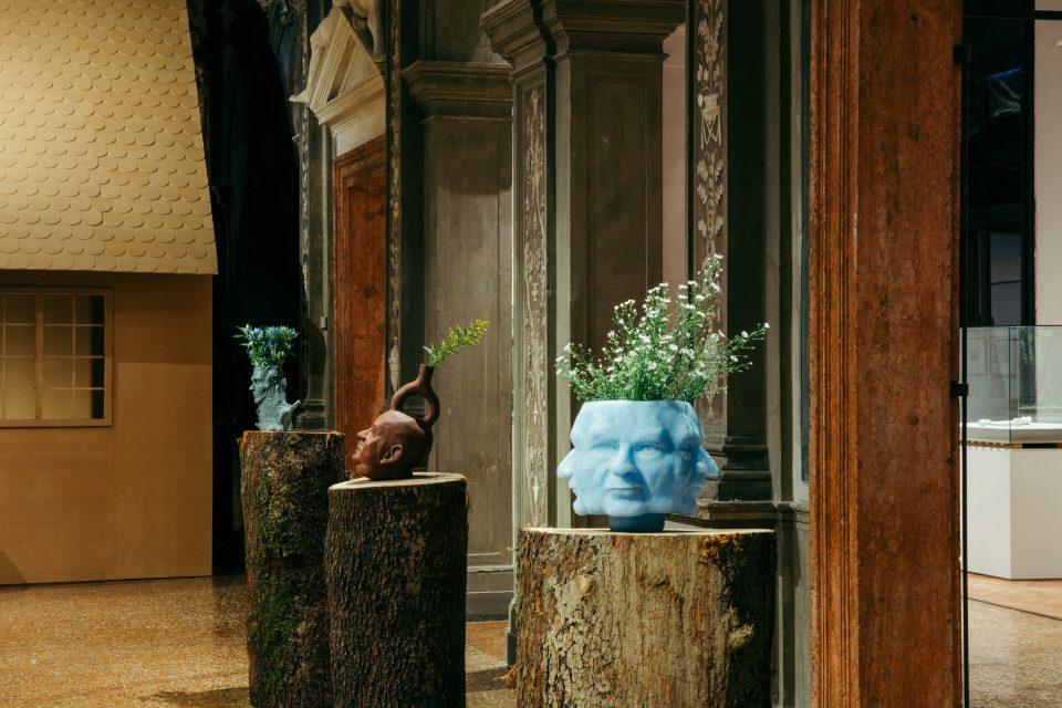 """Machines à penser"": le stanze dei filosofi arrivano alla Biennale di Venezia"