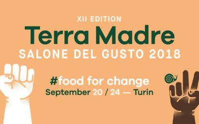 Il cibo per rivoluzionare il mondo: la mission di Terra Madre 2018