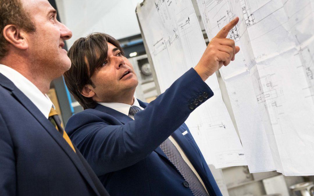 Creare il Lavoro è molto più importante che creare il Denaro – intervista a Giuseppe Bernocco