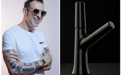 Karim Rashid, world class designer, will be participating to Cisal's VITA collection in Odessa, Ukraine, on june 13th 2019.
