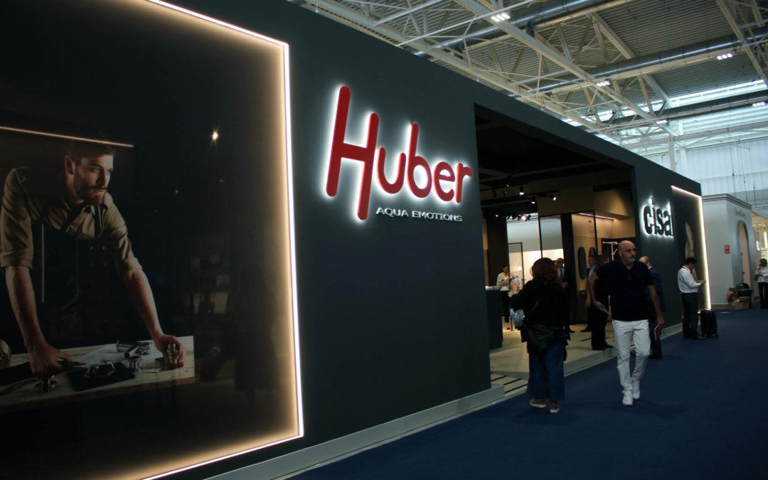 Huber Cisal Industrie presenta i nuovi prodotti e le nuove tecnologie al Cersaie 2019