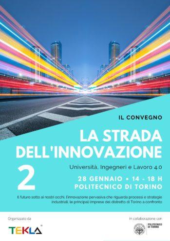 la strada dell'innovazione